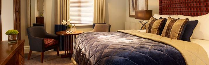 Arden Hotel Stratford Bedroom