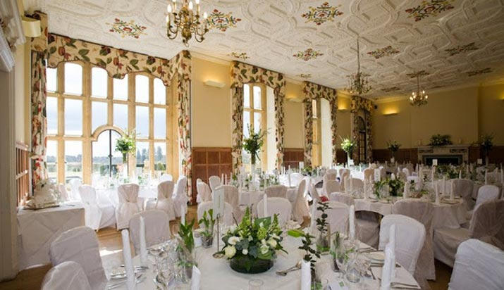 Eynsham Hall Oxford Main Room
