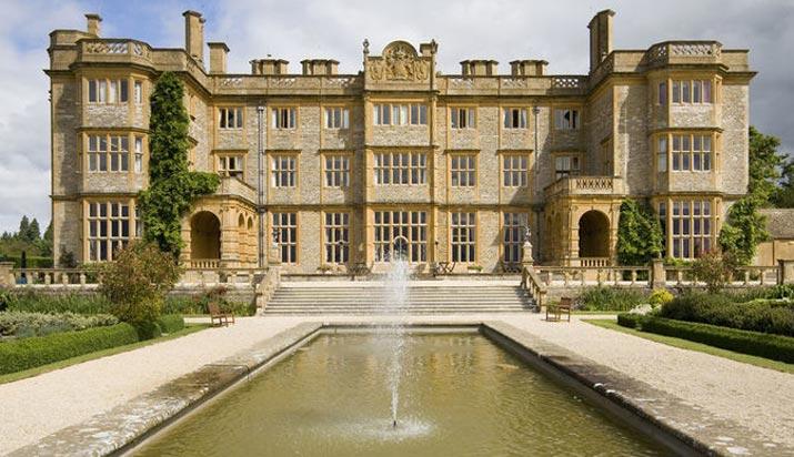 Eynsham Hall Oxford