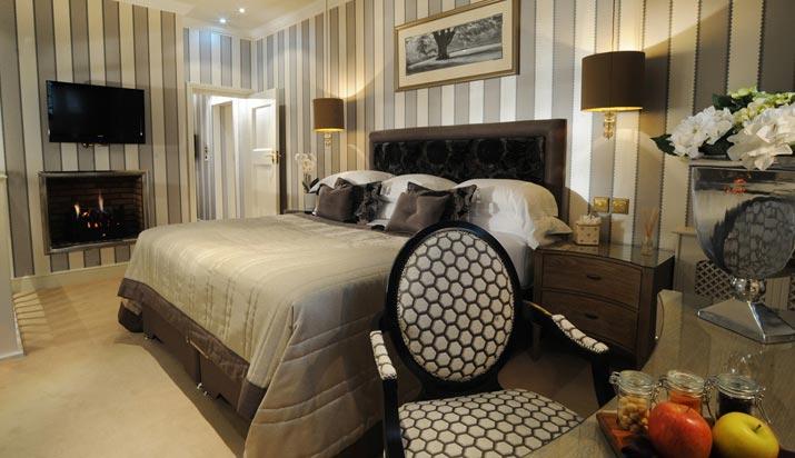 Mallory Court Hotel Warwickshire Bedroom