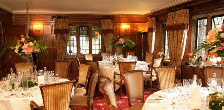 Mallory Court Hotel Warwickshire Event Room