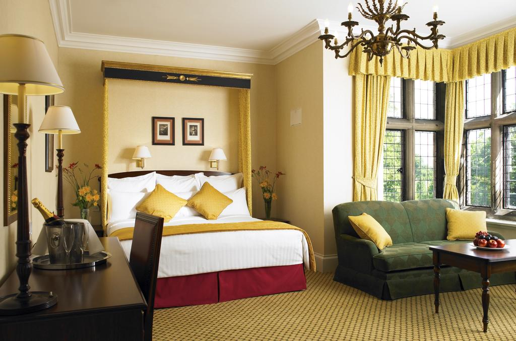 Breadsall Priory Marriott Hotel and Country Club 2