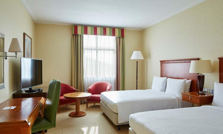Bexleyheath Marriott Hotel Bexleyheath Bedroom