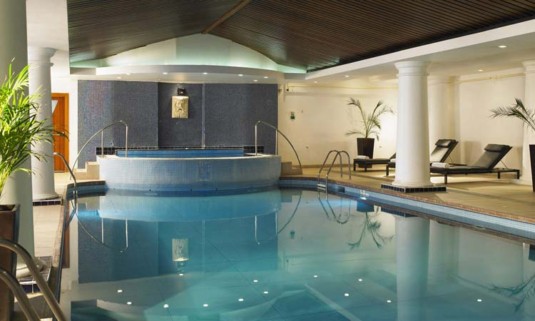 Bexleyheath Marriott Hotel Bexleyheath Swimming pool