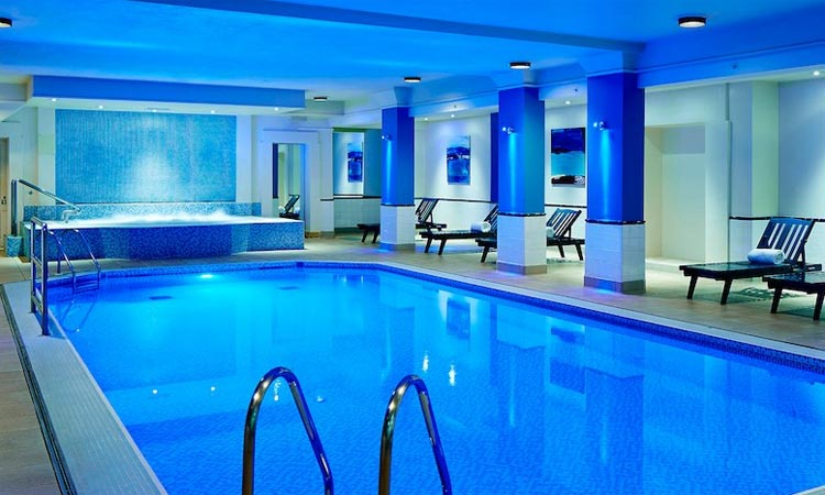 Birmingham Marriott Hotel Swimming Pool