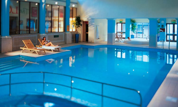 Breadsall Priory Marriott Hotel & Country Club Derby Swimming Pool