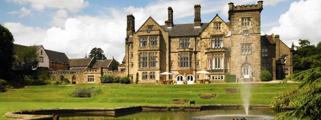 Breadsall Priory Marriott Hotel and Country Club 1