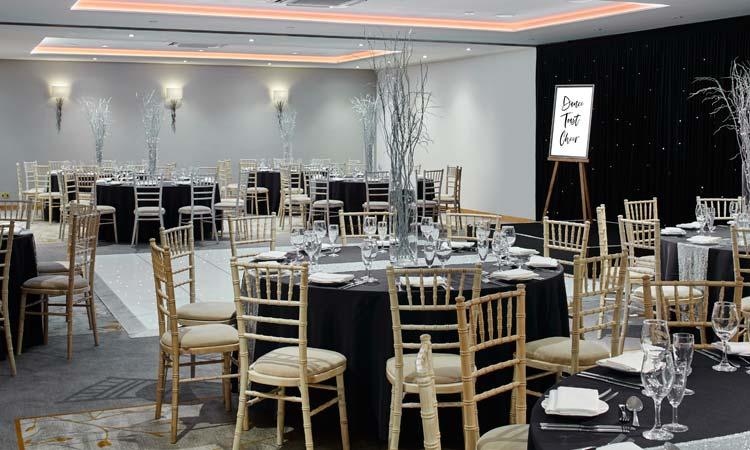 Cheshunt Marriott Hotel Banquet