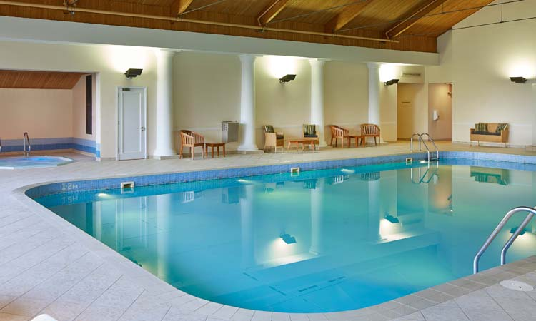 Huntingdon Marriott Hotel Swimming Pool