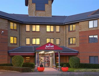 Marriott Hotel Huntingdon Hertfordshire