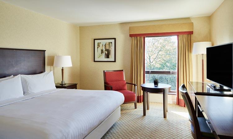 Marriott Tudor Park Hotel York Bedroom