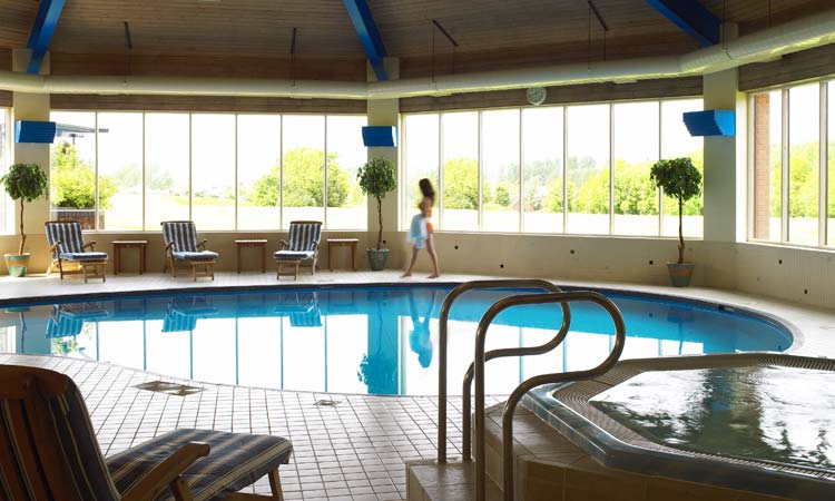 Northampton Marriott Hotel Swimming Pool