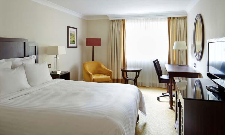 Preston Marriott Hotel Preston Bedroom