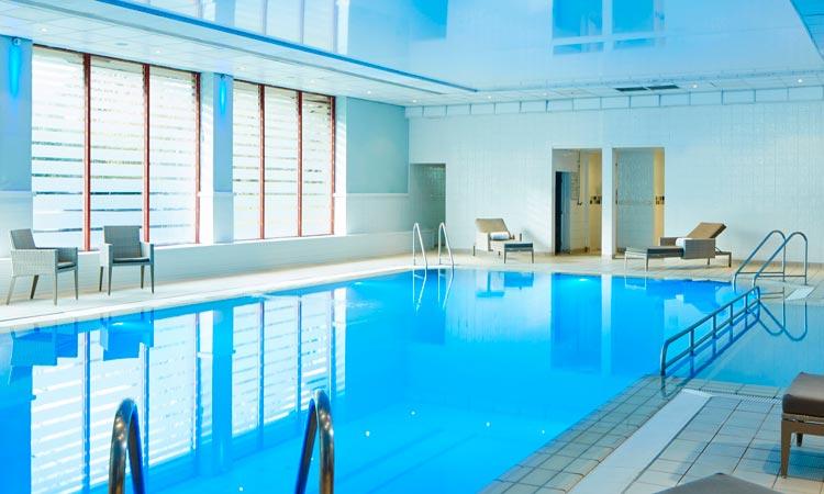 Swindon Marriott Hotel Swindon Swimming Pool