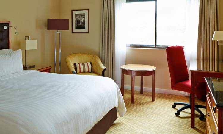 Waltham Abbey Marriott Hotel Essex