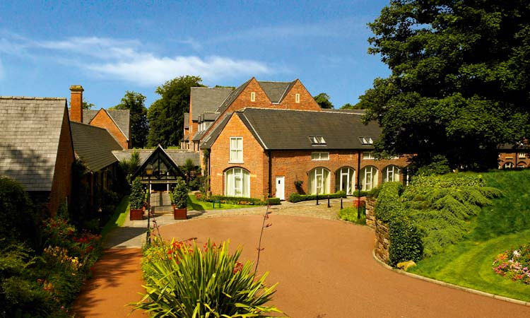 Worsley Park Marriott Hotel & Country Club Manchester