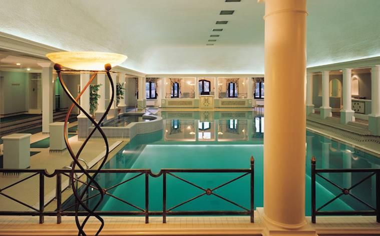 Hilton Doubletree Oxford Belfry Hotel 2