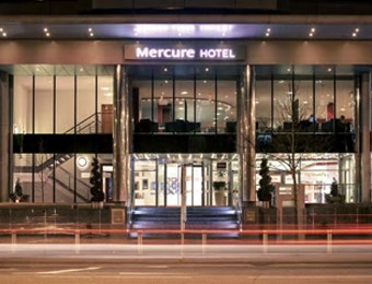 Mercure Hotel Holland House Cardiff
