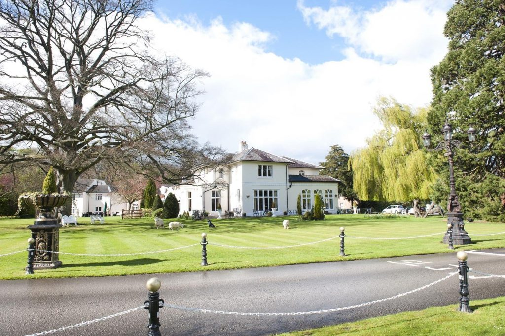 Hallmark Hotel Llyndir Hall - Chester 1
