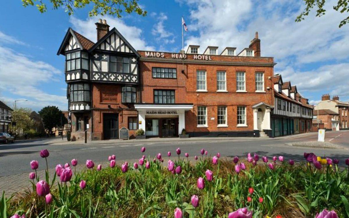 Maids Head Hotel, Norwich 7