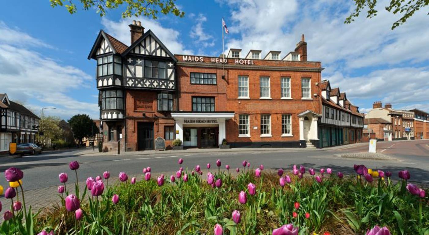 Maids Head Hotel, Norwich 8