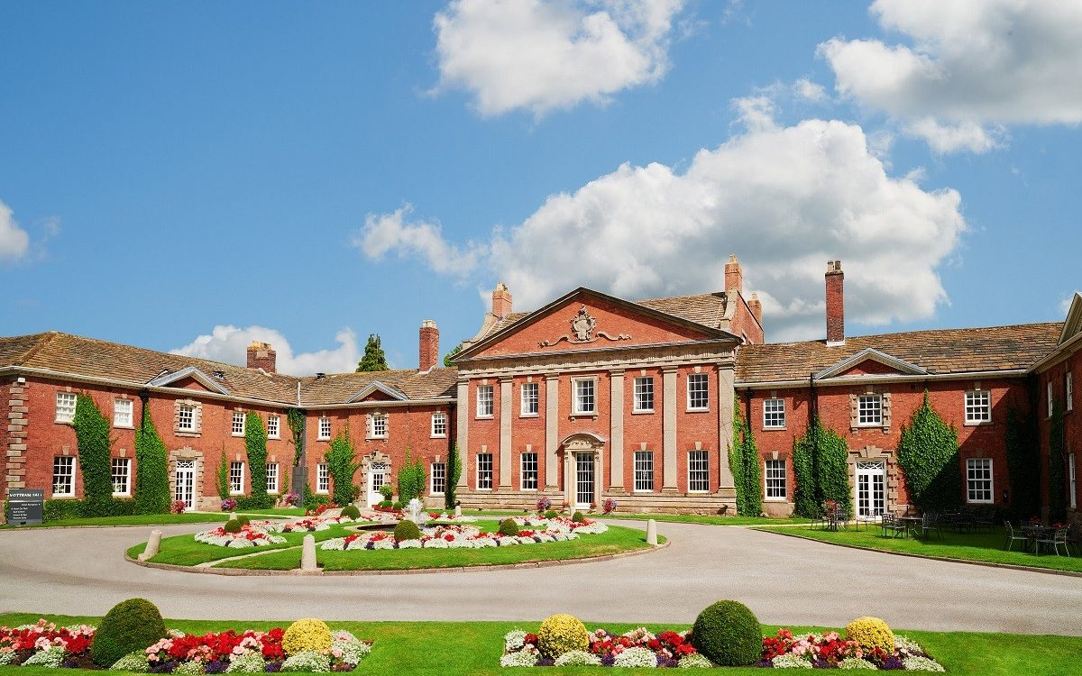 Welcome to Mottram Hall, Cheshire 10