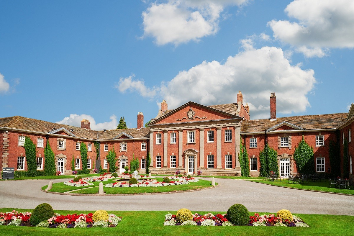 Welcome to Mottram Hall, Cheshire 12