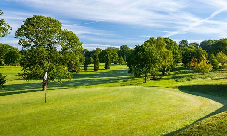 Breadsall Priory Marriott Hotel & Country Club Derby Golf Course